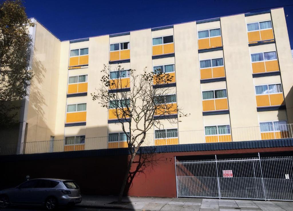 Oasis Inn San Francisco Viamichelin Informatie En