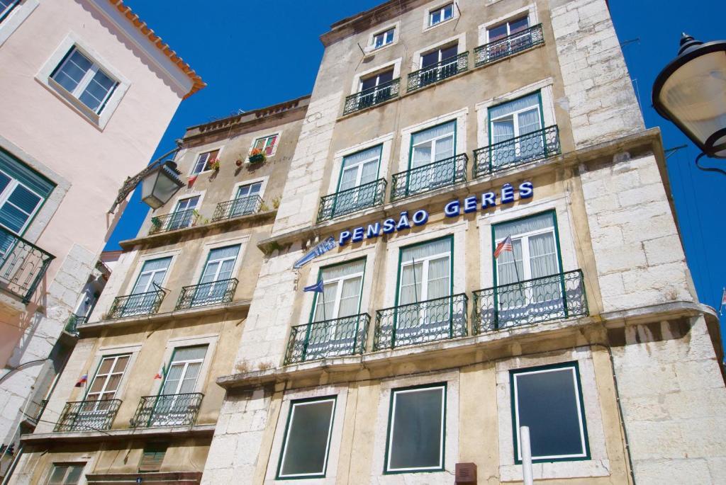 Casas rurales residencial geres casas rurales en lisboa - Casas rurales portugal ...