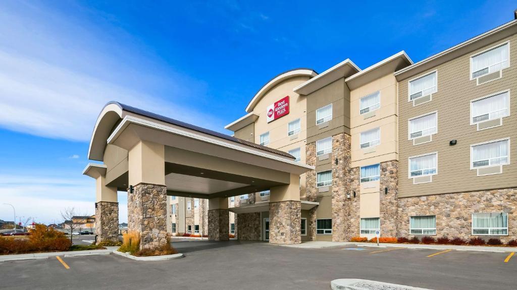 Best Western Hotel In Okotoks Ab