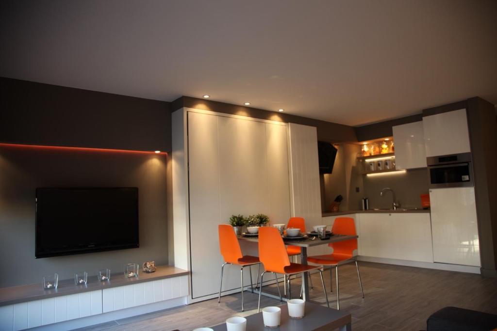 Residentie Centrale Ii, Wohnung Knokke-Heist