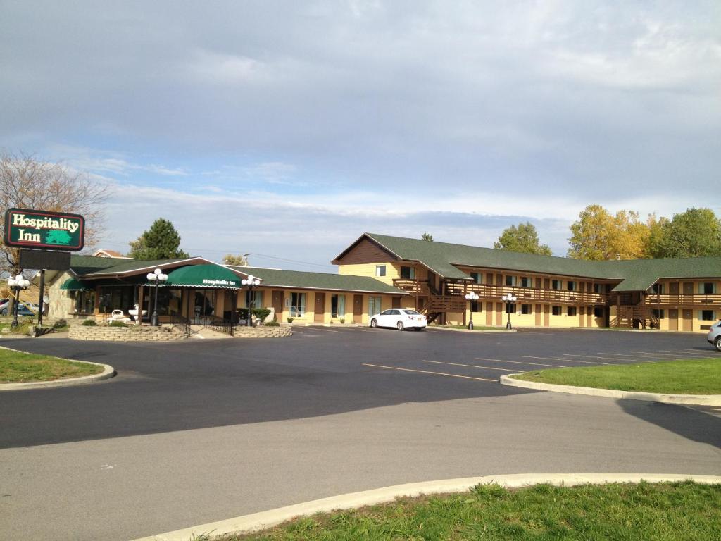 Hospitality Inn Williamsville Zarezerwuj Online Viamichelin