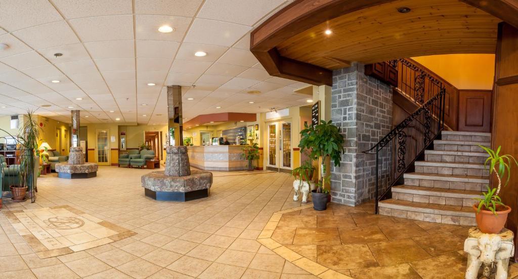 Hotel Plaza Victoriaville