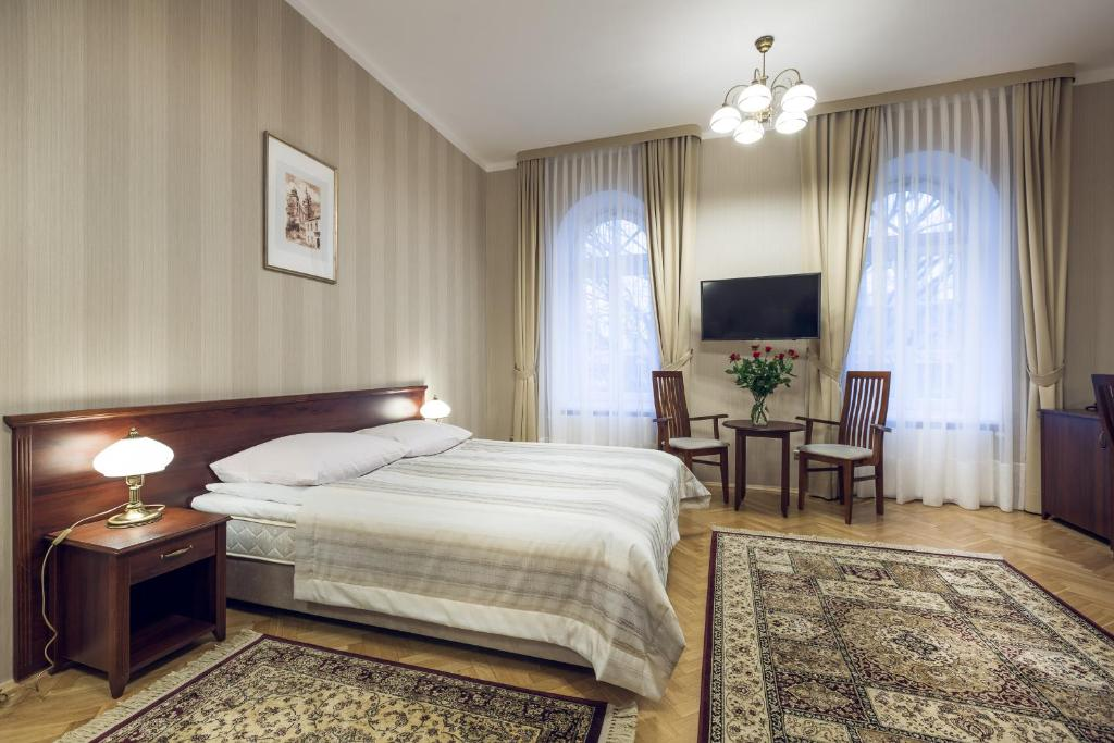 Gunstige Hotels Krakau