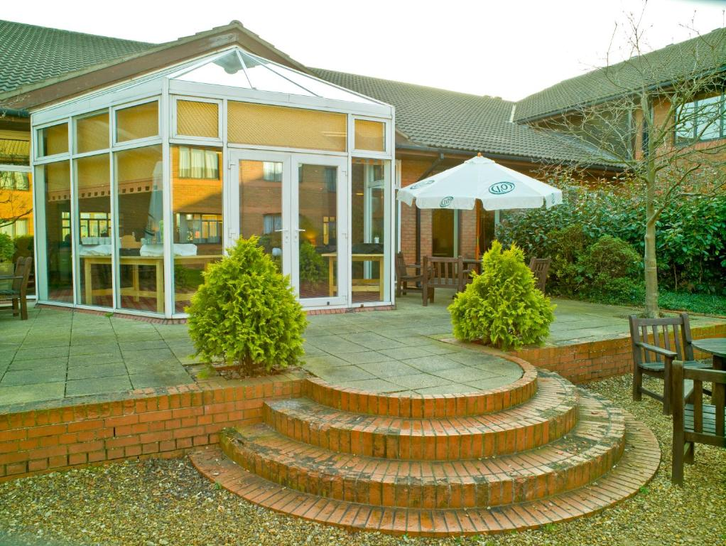 Grantham Hotels With Spa