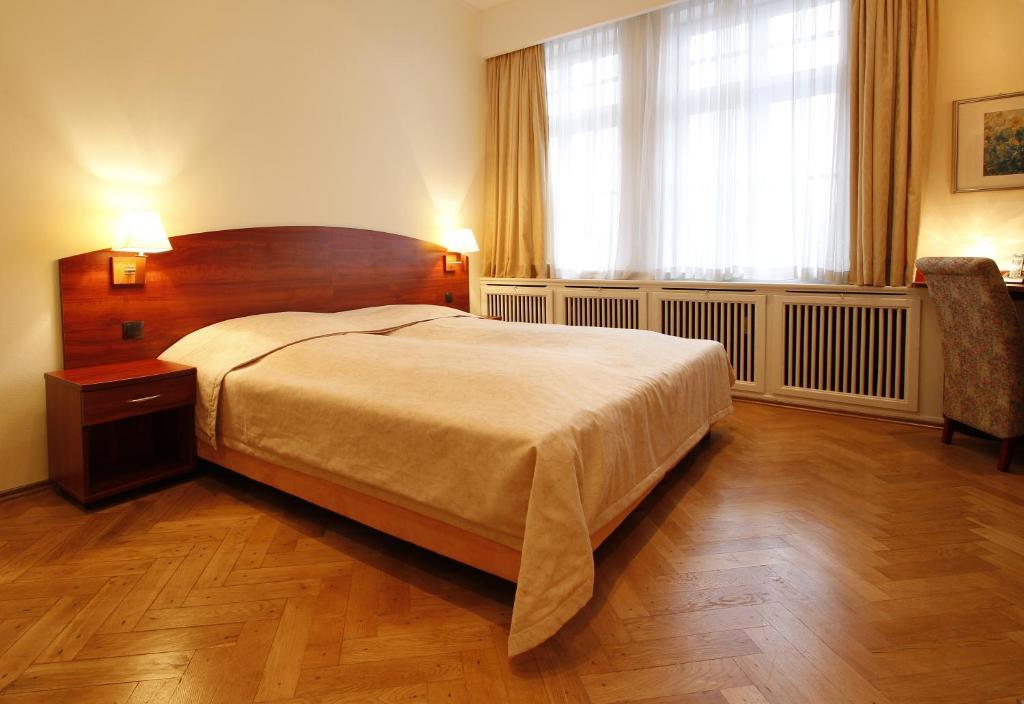Dammtorpalais Hamburg Hotel