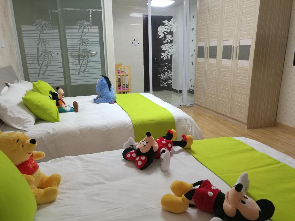 Yi Wan Yi Xie Theme Apartment