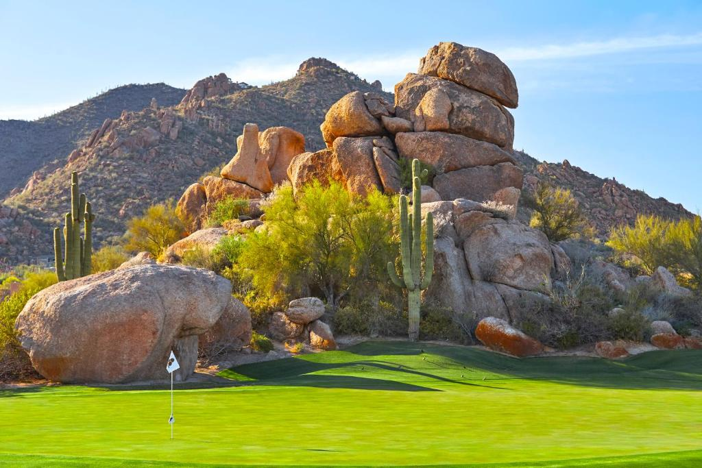 Boulders Resort And Spa Curio Collection By Hilton Scottsdale