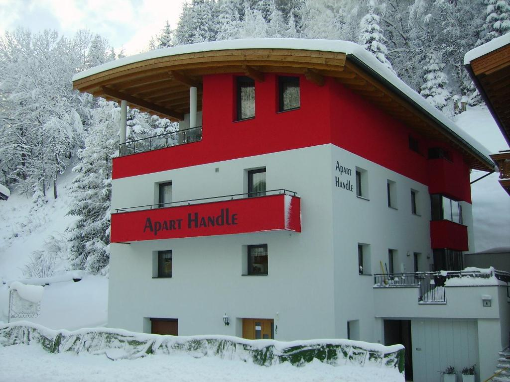 Apart handle sankt anton book your hotel with viamichelin for Appart hotel belfort