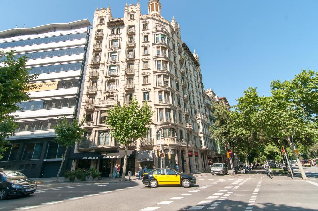 Weflating passeig de gracia barcelona book your hotel for Hotel gracia barcelona