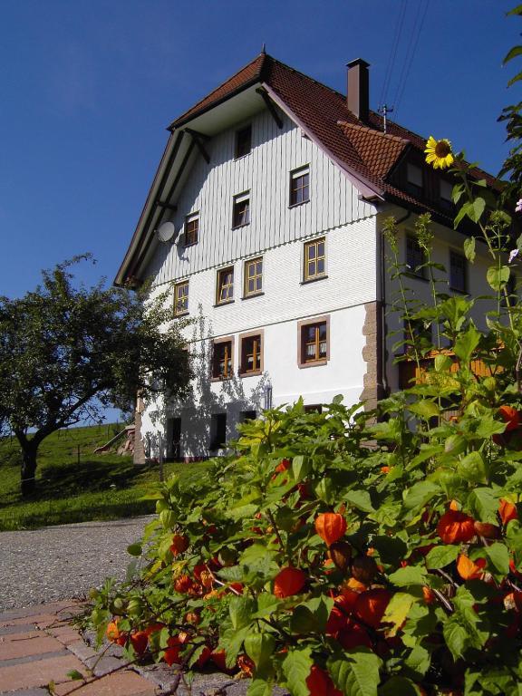 Chambres d 39 h tes fehrenbacherhof naturg stehaus chambres for Chambre hote allemagne