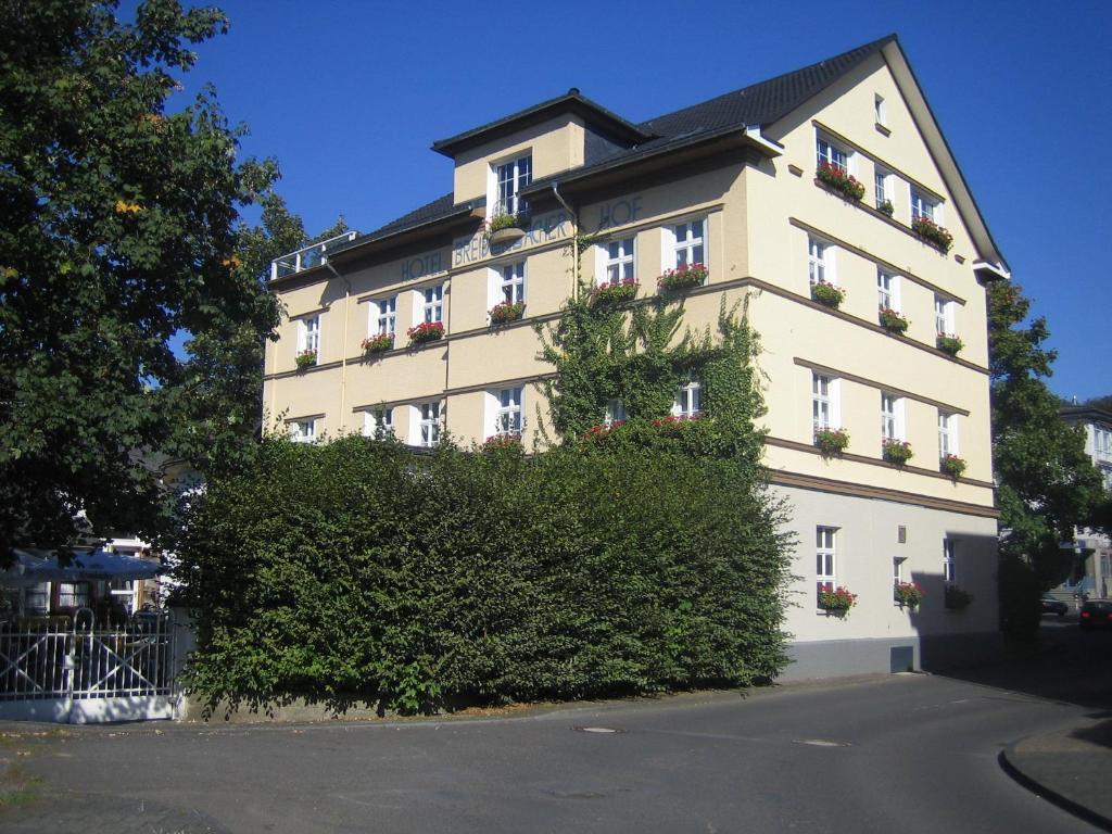 Hotel Breidenbacher Hof Betzdorf
