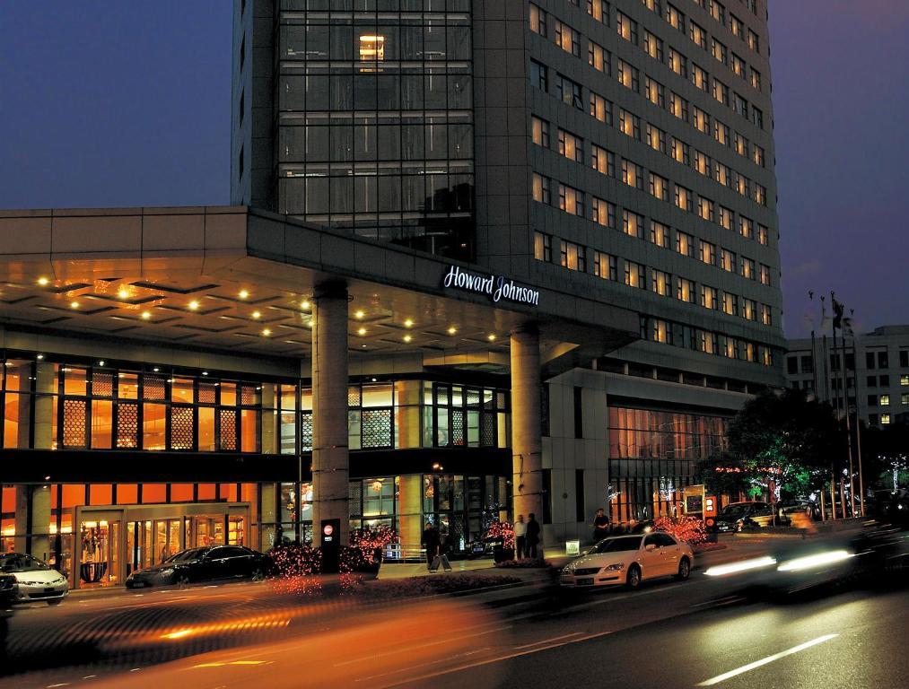 Howard Johnson Plaza Hotel Shanghai Booking Com