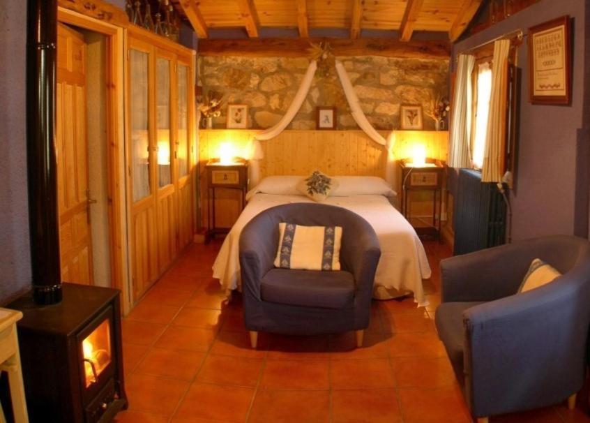 Casa de campo La Estrella Polar III (España Huerta ...