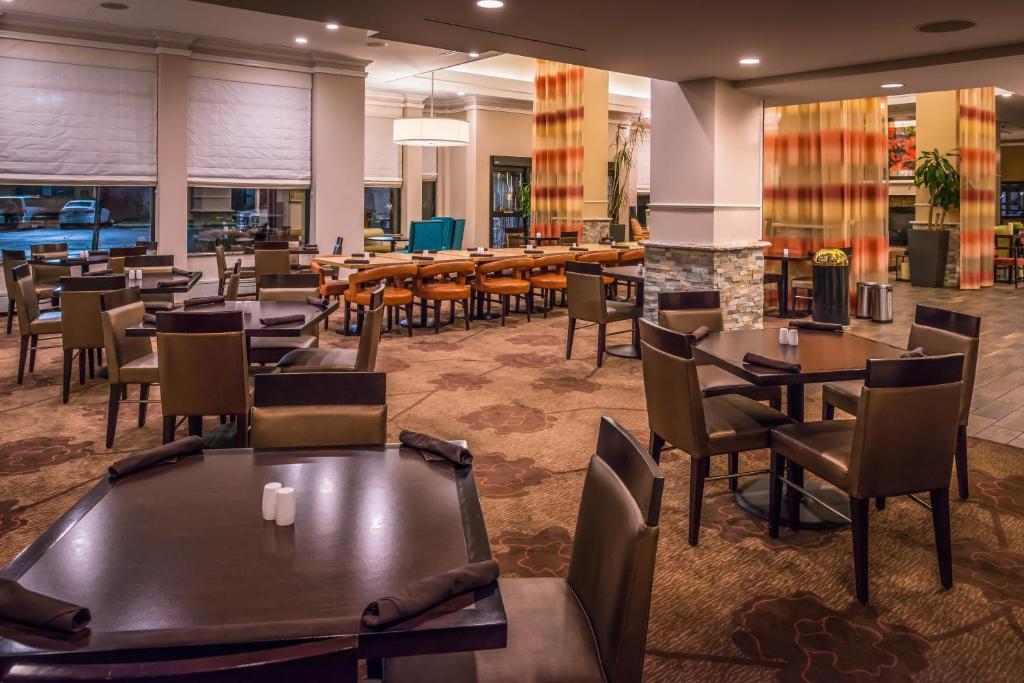 Hilton Garden Inn Detroit Southfield Southfield Informationen Und Buchungen Online Viamichelin