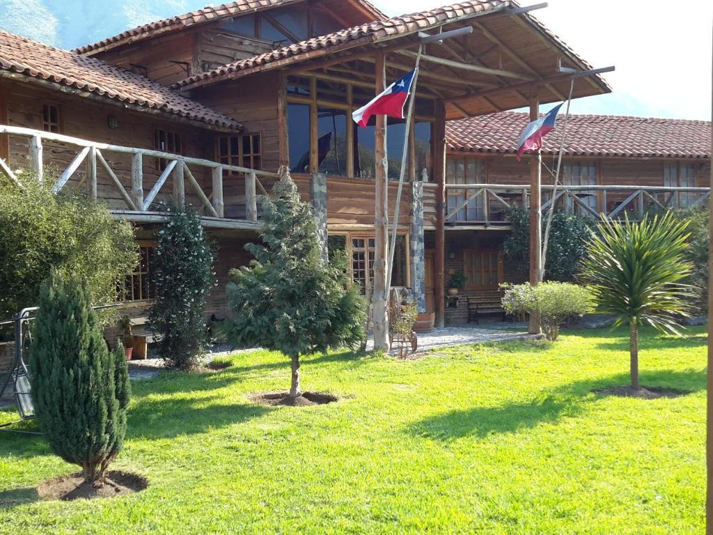 La Casa De Carlitos B B San Jos De Maipo