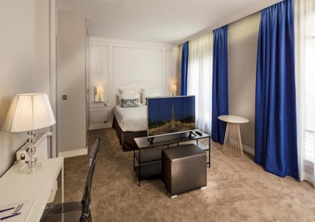 H tel paris vaugirard paris informationen und for Appart hotel 75015