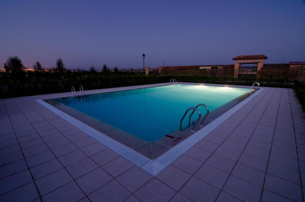 Hotel San Miguel Del Valle Ambl S Vila Informationen