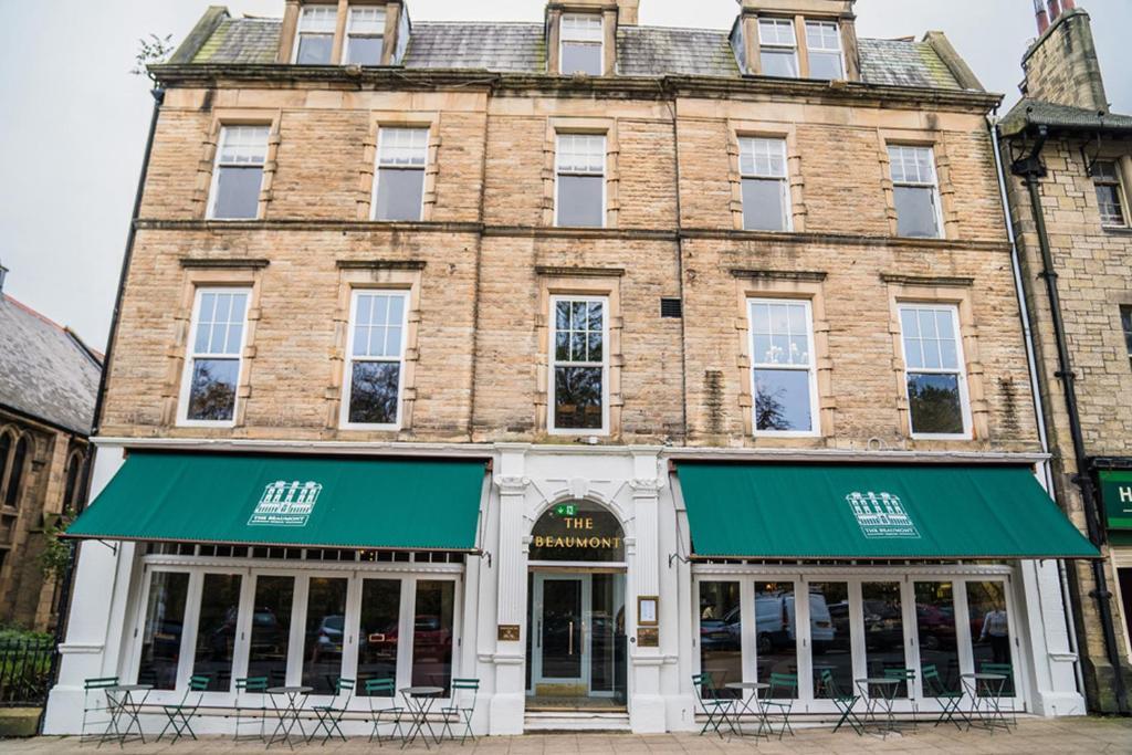 Beaumont Hotel Restaurant Hexham
