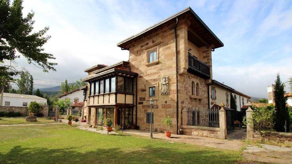 Casa de campo Las Casonas de Don Pedro (España Reinosa ...