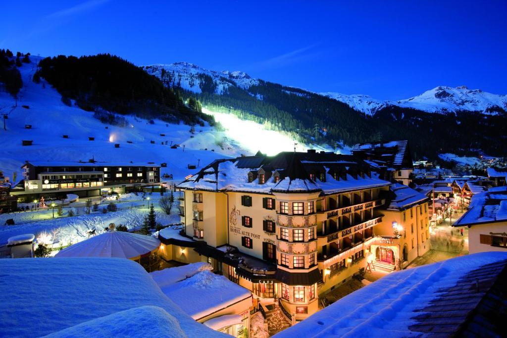 Buchen Hotel Post Arlberg
