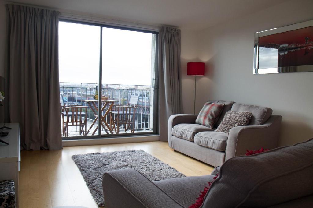 Glasgow City Centre Apartment with River Clyde Views (Reino Unido ...