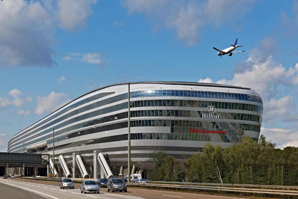Hilton Garden Inn Frankfurt Airport R 233 Servation Gratuite