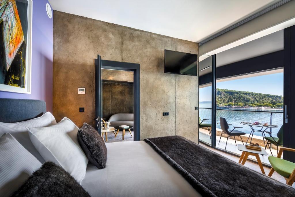 Design hotel navis opatija informationen und buchungen for Designhotel navis