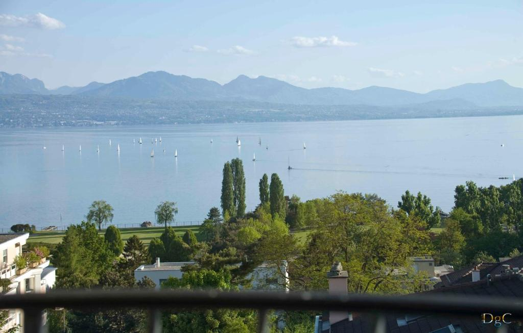 H tel bellerive lausanne book your hotel with viamichelin for Bellerive lausanne piscine