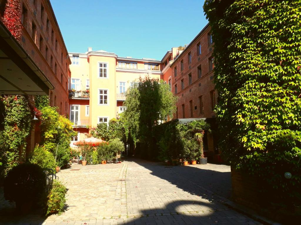 Hotel Fabrik Wien Booking