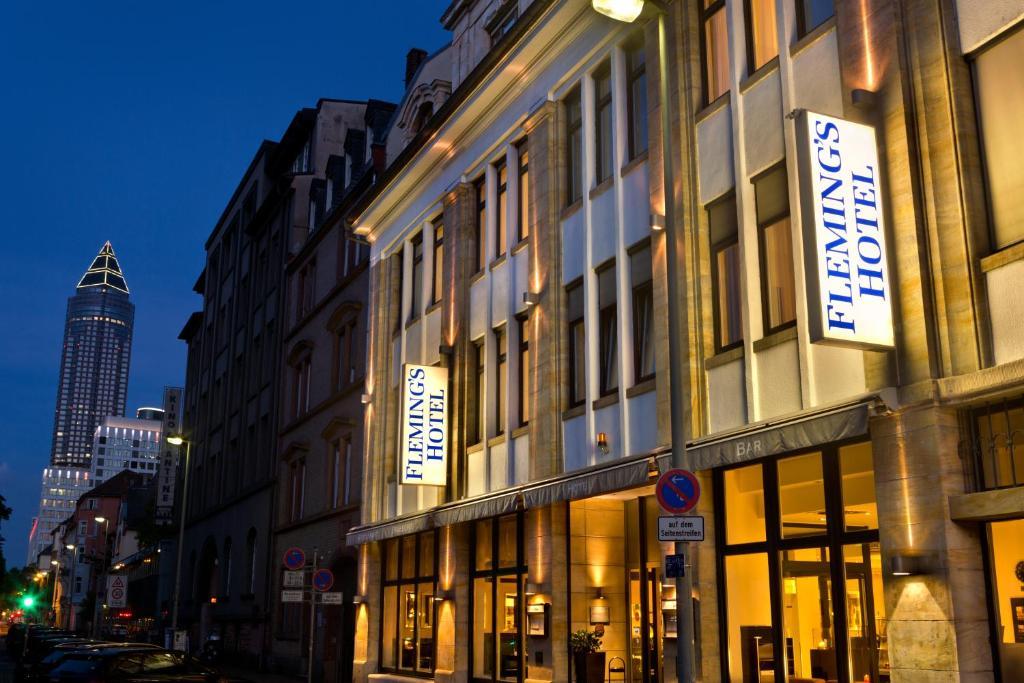 Hotel Frankfurt Hamburger Allee