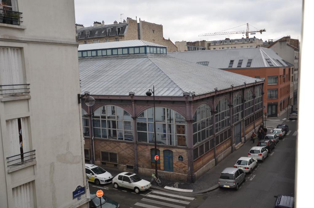 H tel richard paris book your hotel with viamichelin for 4 rue richard lenoir