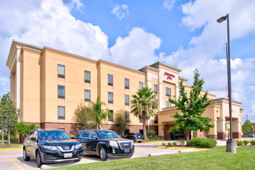 Hampton Inn Baton Rouge Denham Springs Denham Springs Online Booking Viamichelin