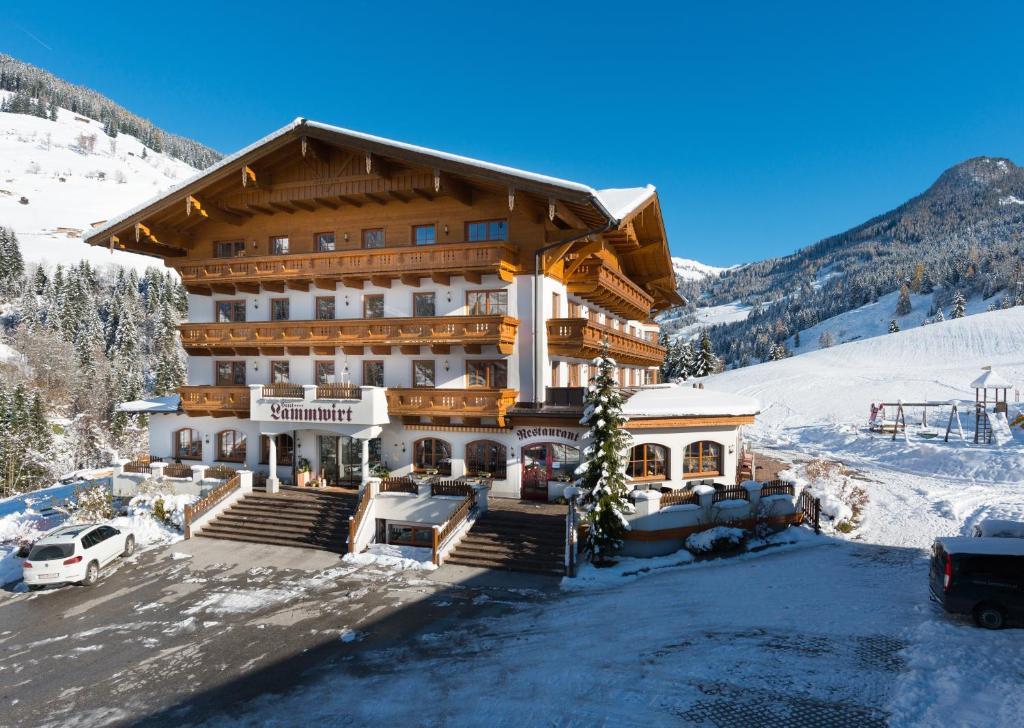 Hotel lammwirt r servation gratuite sur viamichelin for Reservation gratuite hotel