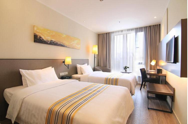Homeinn Hotel Boutique Shanghai Pudong Airport Chengyang Road
