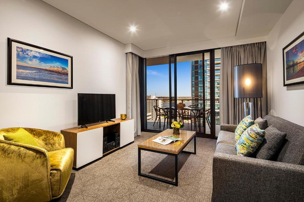 Quest east perth perth reserva tu hotel con viamichelin for 123 adelaide terrace perth