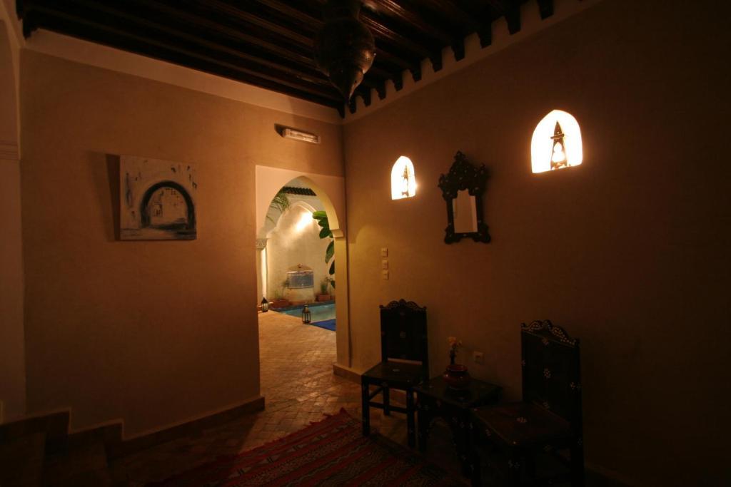 Riad morgane chambres d 39 h tes marrakech for Chambre d hotes marrakech