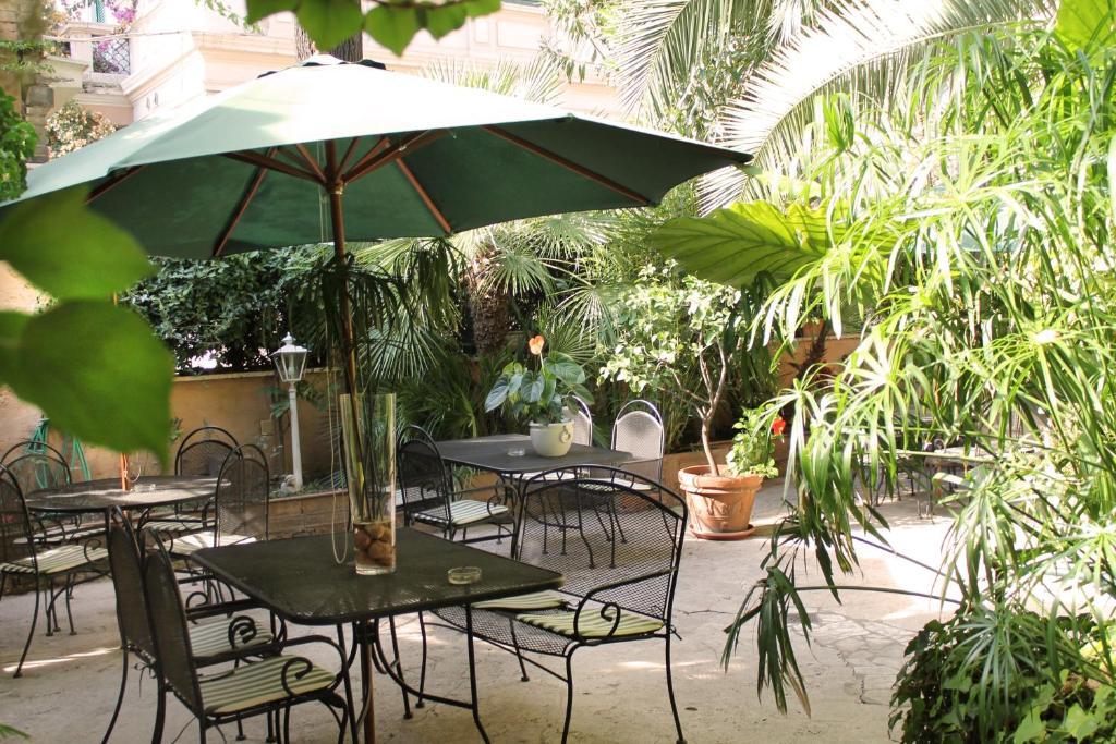 Hotel Villa Delle Rose Rom