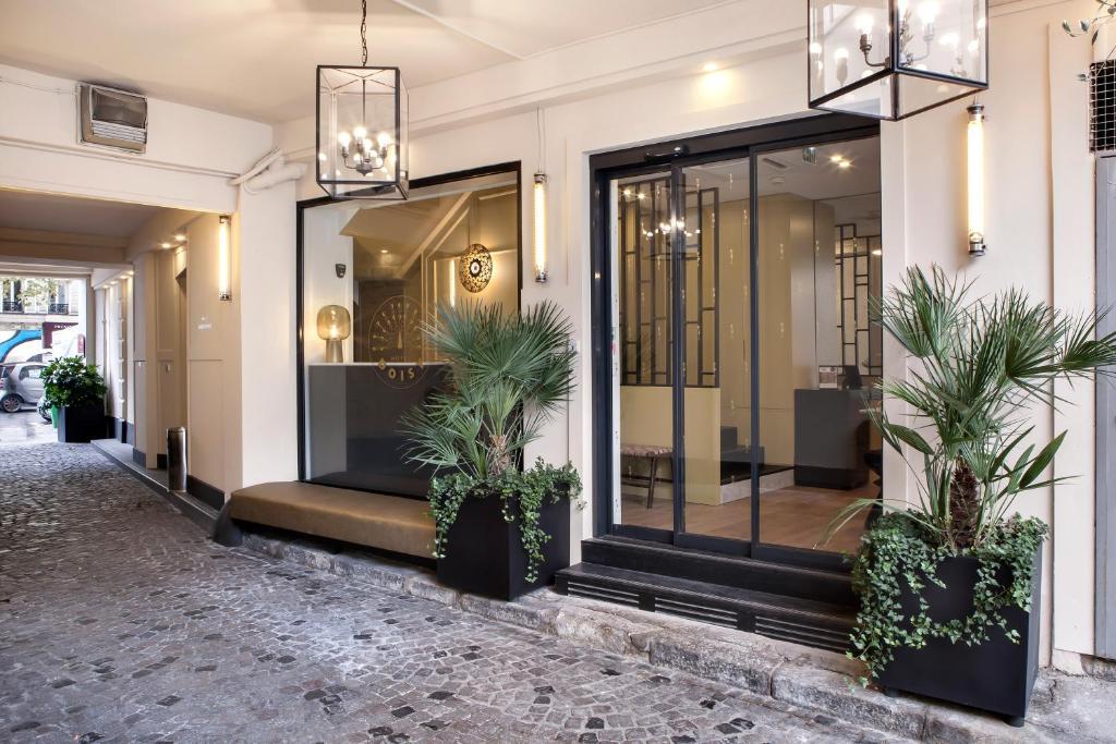 Doisy etoile paris informationen und buchungen online for Hotels 75017