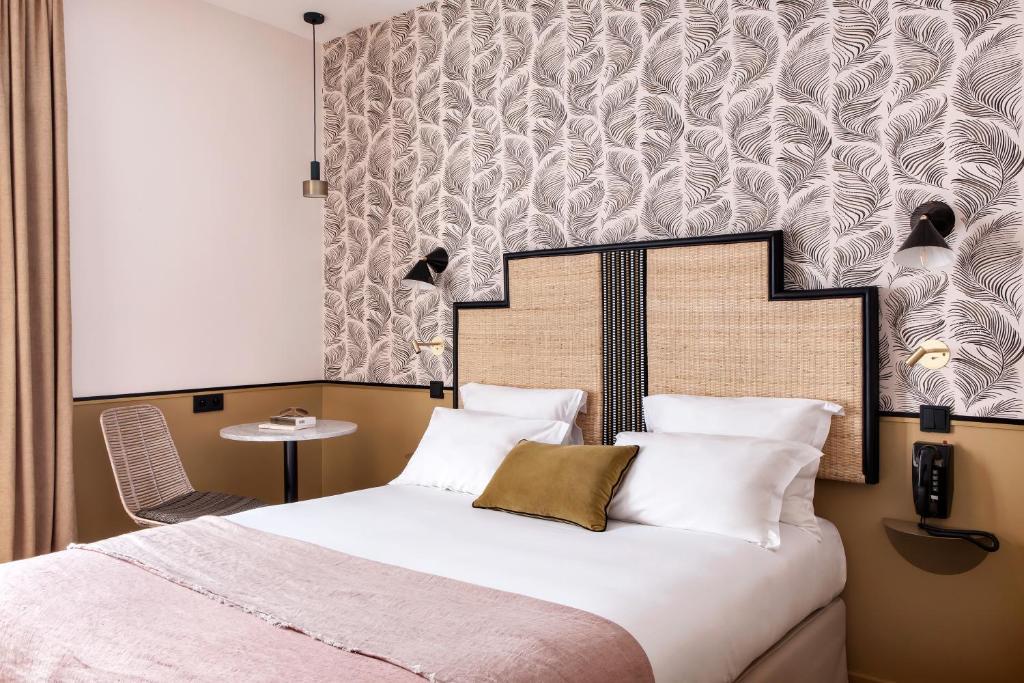 doisy etoile paris informationen und buchungen online viamichelin. Black Bedroom Furniture Sets. Home Design Ideas