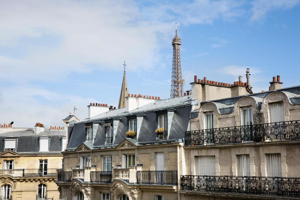 Hotel Citadines Paris Tour Eiffel