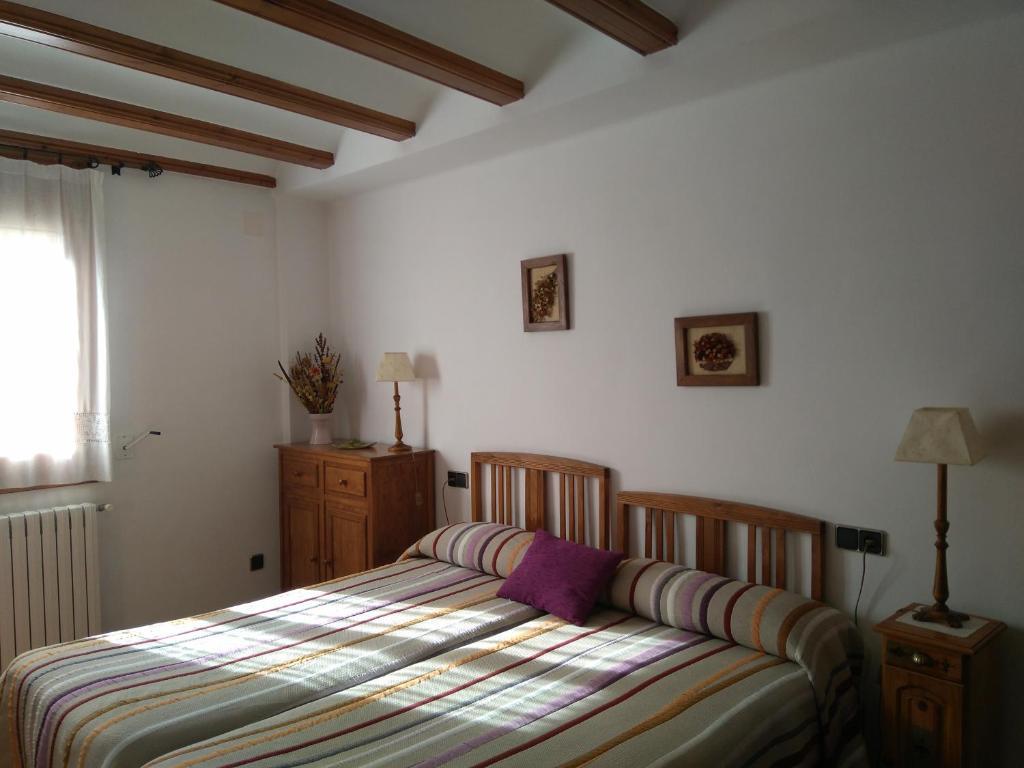 Casa de campo Casa la Era (España Nogueruelas) - Booking.com