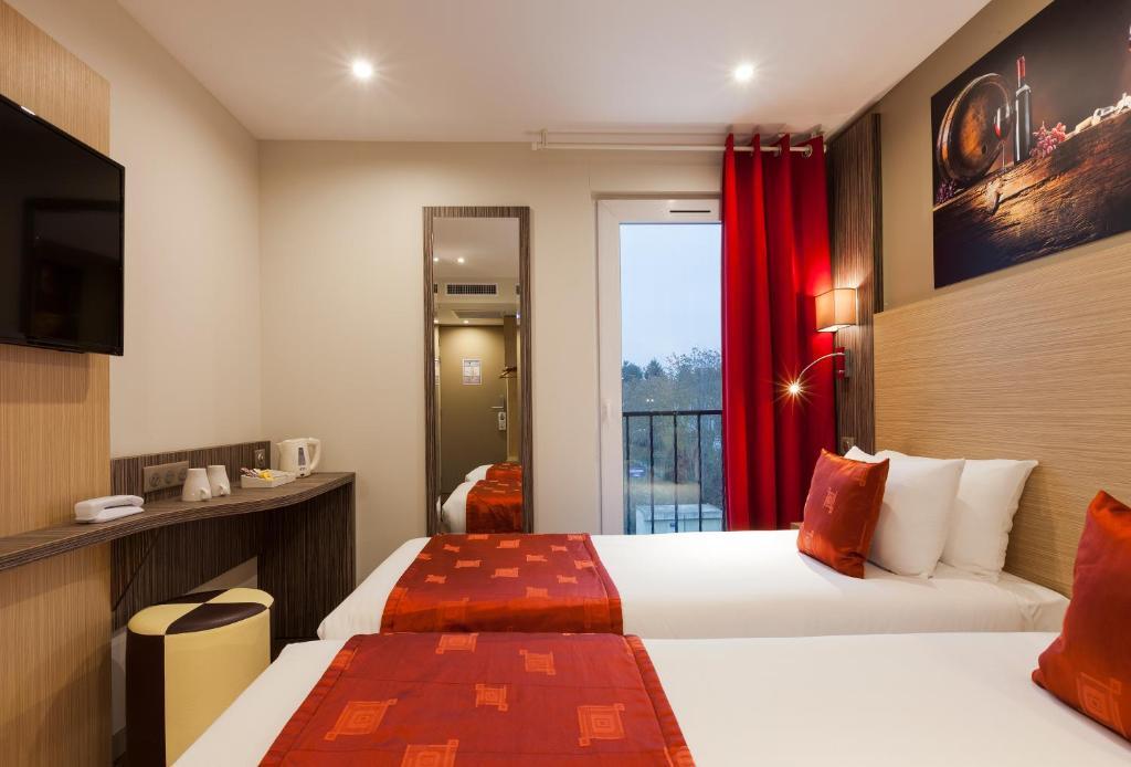 comfort hotel orl ans olivet provinces r servation gratuite sur viamichelin. Black Bedroom Furniture Sets. Home Design Ideas