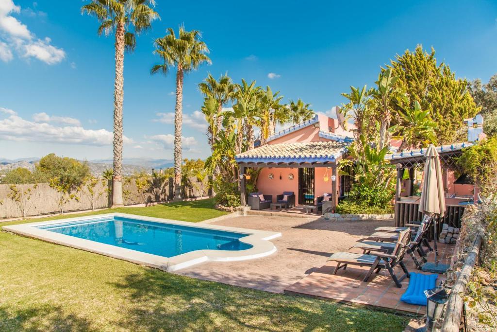 Casa de vacaciones Finca la Encina (España Alhaurín de la ...