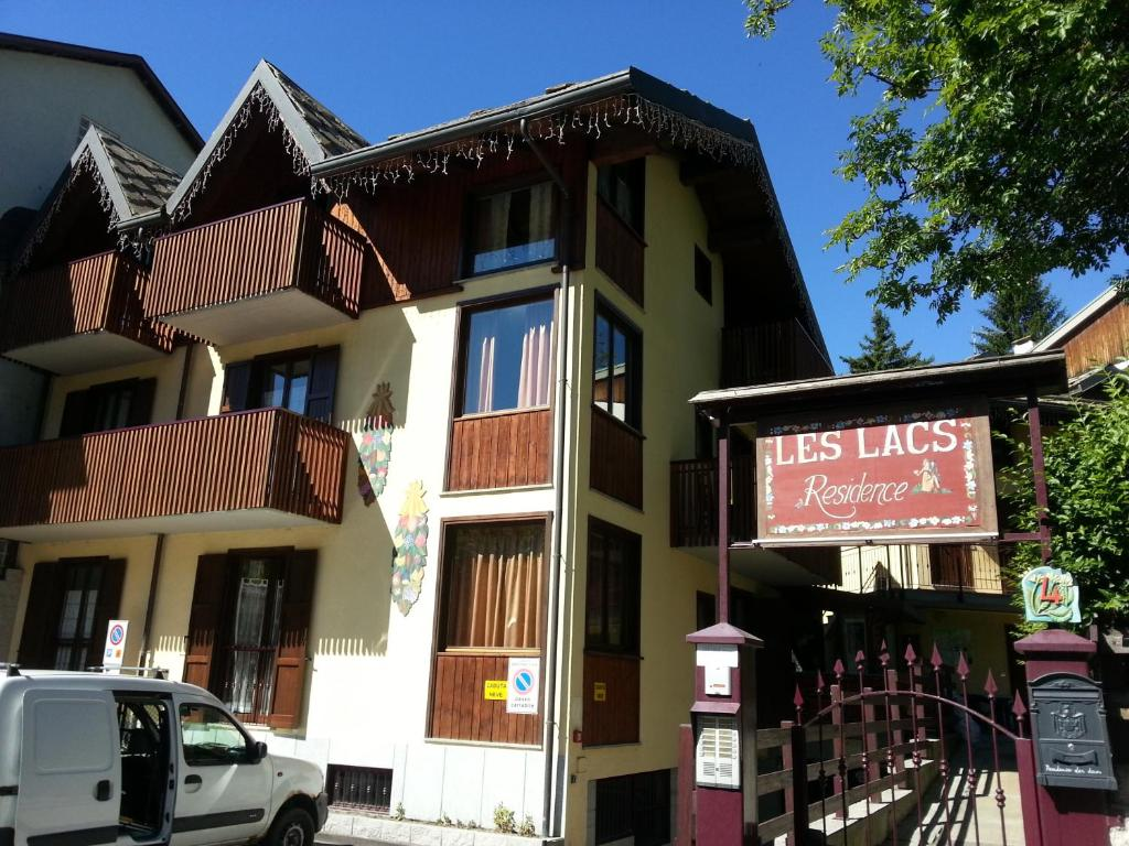 Residence les lacs appart 39 hotels bardonecchia for Les appart hotel