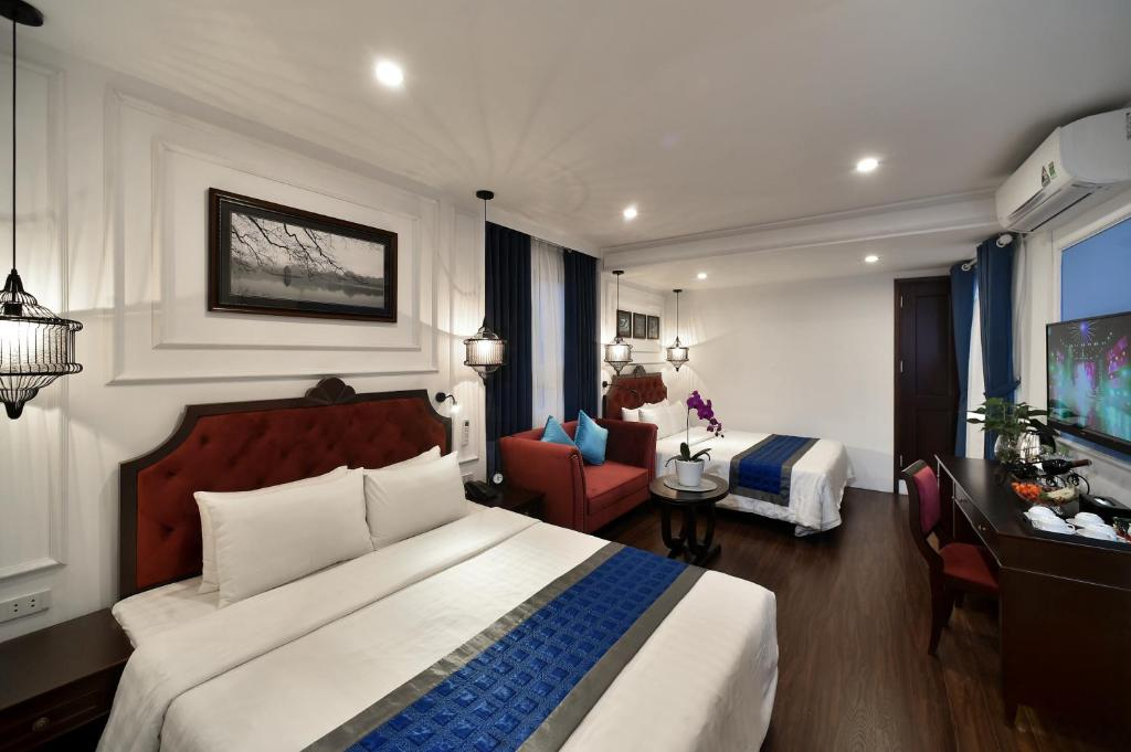 Phòng 4 người Premium
