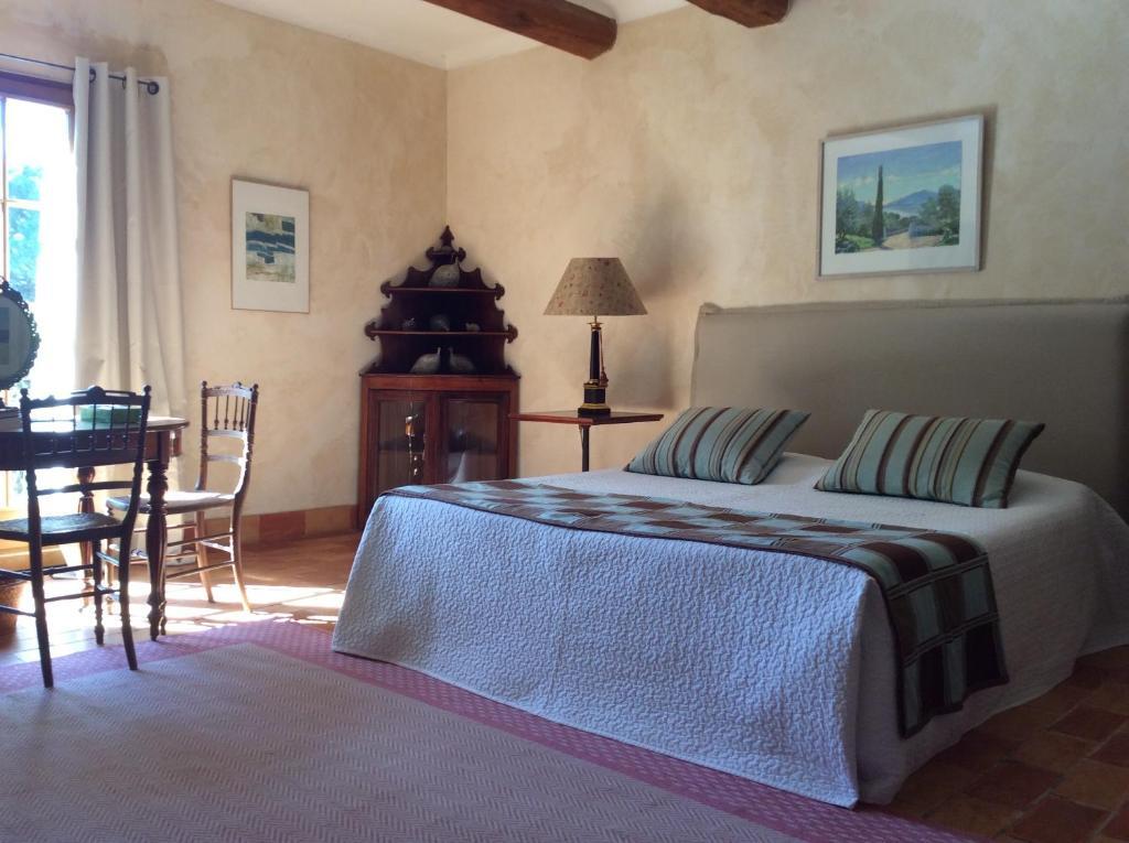 Chambres d 39 h tes le mas du caroubier r servation - Chambre d hote saint quentin la poterie ...