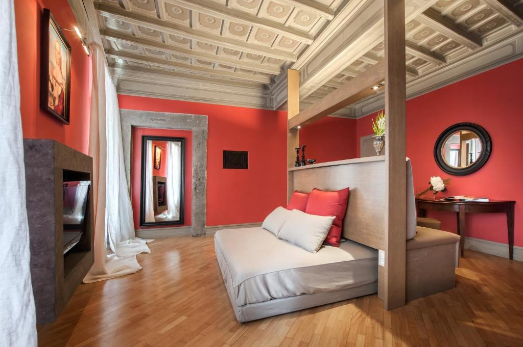 Chambres d 39 h tes raffaello charmsuite chambres d 39 h tes rome for Chambre hote design rome