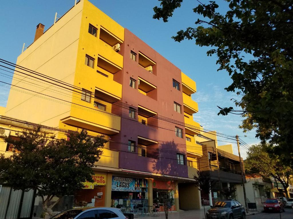 Departamento Hipolito Argentina Villa Carlos Paz Booking Com # Muebles Tiratel