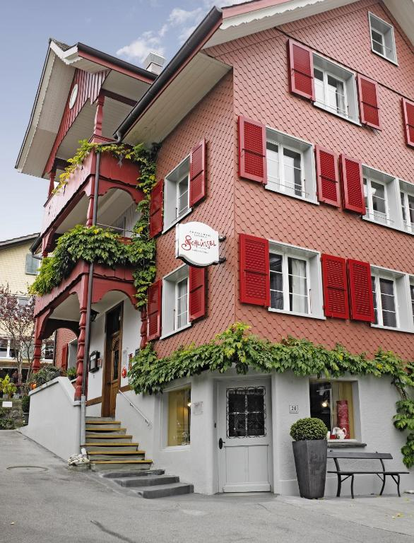 Boutique-Hotel Schlüssel (Suíça Beckenried) - Booking.com