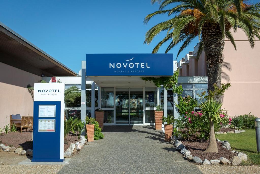 Novotel Perpignan Rivesaltes Online Booking Viamichelin